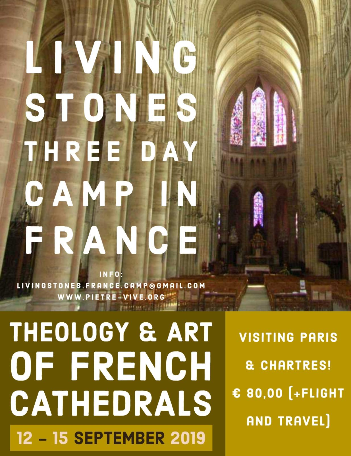 Summer Camp Theology and Art of Gothic Cathedrals – WordPress